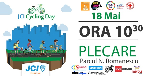 CYD mai 2019 JCI CYCLING DAY MAI 2019! poze