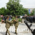 Oficialitile doljene au marcat ziua de 9 mai printr-un ceremonial militar-religios organizat la Monumentul Independenei din Craiova.
