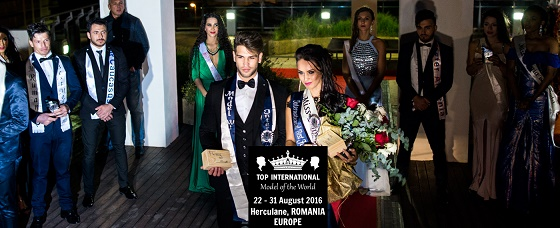 "header3 6 ""Top International Model of The World"", la Băile Herculane poze"